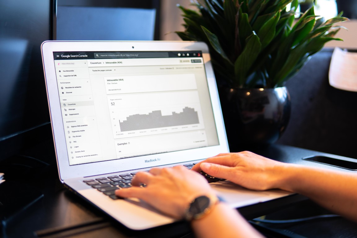 Google Search Console can help optimsing for the right keywords